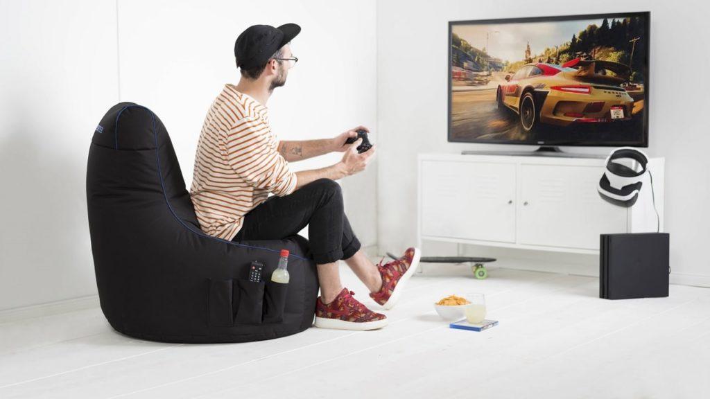 Gamewarez hat einen lizenzierten PlayStation Sitzsack vorgestellt, der mit einem besonderen Design überzeugen möchte. Mehr Infos bei uns.
