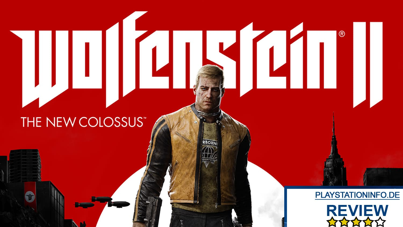 Neuer DLC für Wolfenstein 2 ab heute