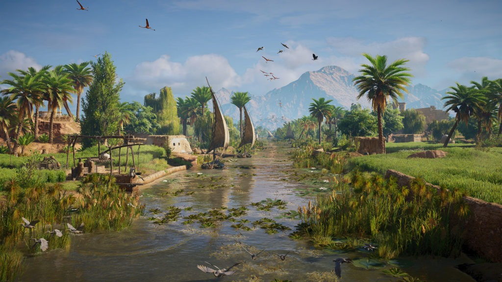 Assassin's Creed Origins - Zensierte Inhalte in den Erkundungstouren