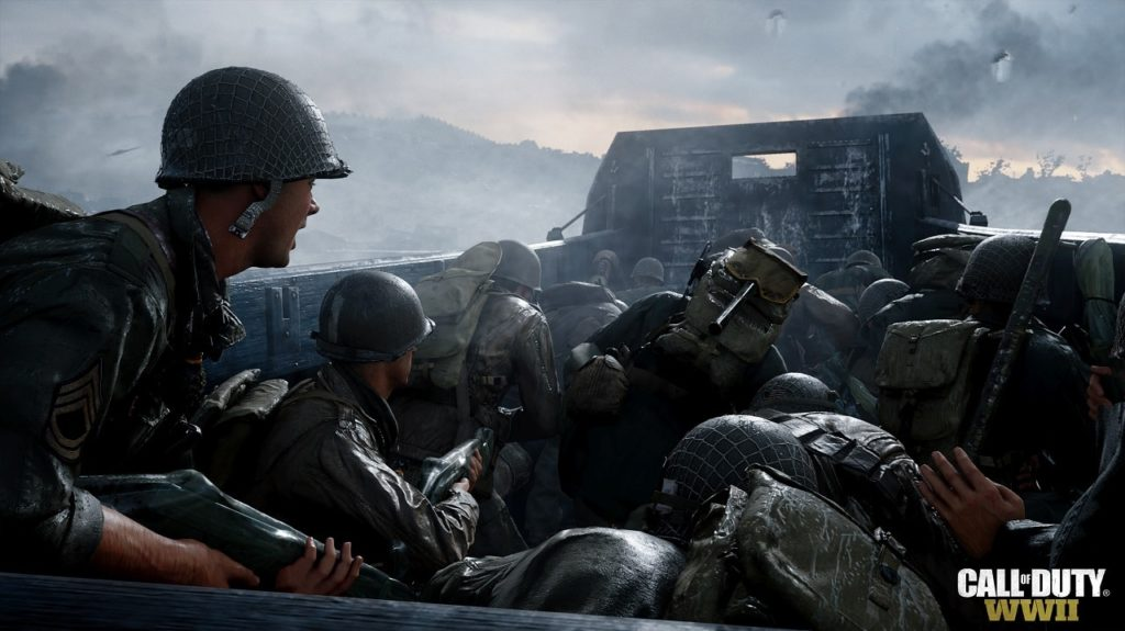 Call of Duty: WWII - Darum gibt es nur wenige Multiplayer-Modi