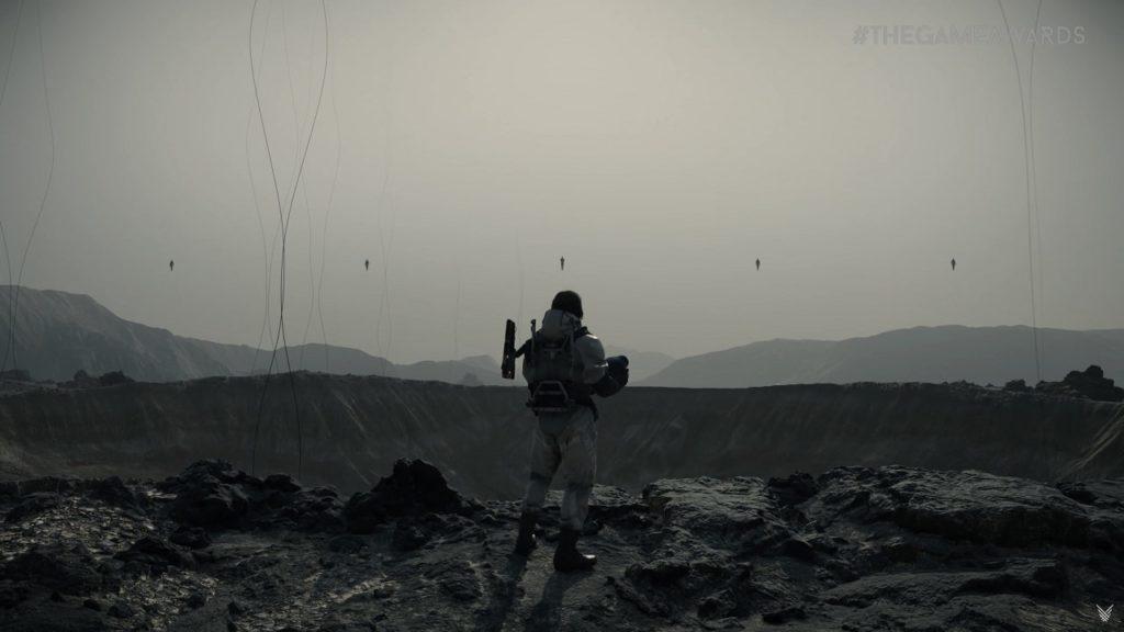 Neuer Trailer zu Death Stranding lief in Echtzeit auf PS4 Pro