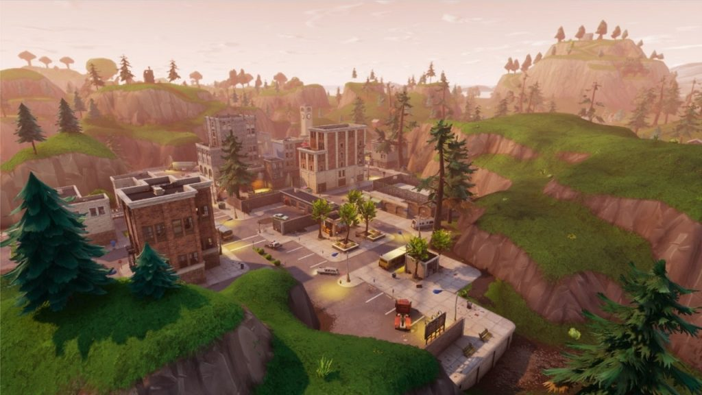 Fortnite Battle Royale - Epic Games nimmt Bau-Verbesserungen vor