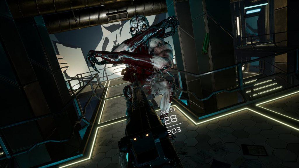 Killing Floor: Incursion - Horror-Titel erscheint im Mai für PSVR