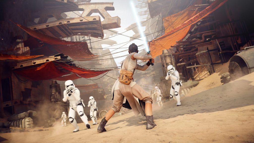 Star Wars Battlefront 2 - EA veröffentlicht Update 2.01