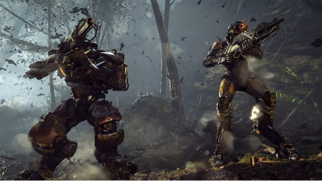 Anthem - EA äußert sich zu den PS4-Abstürzen