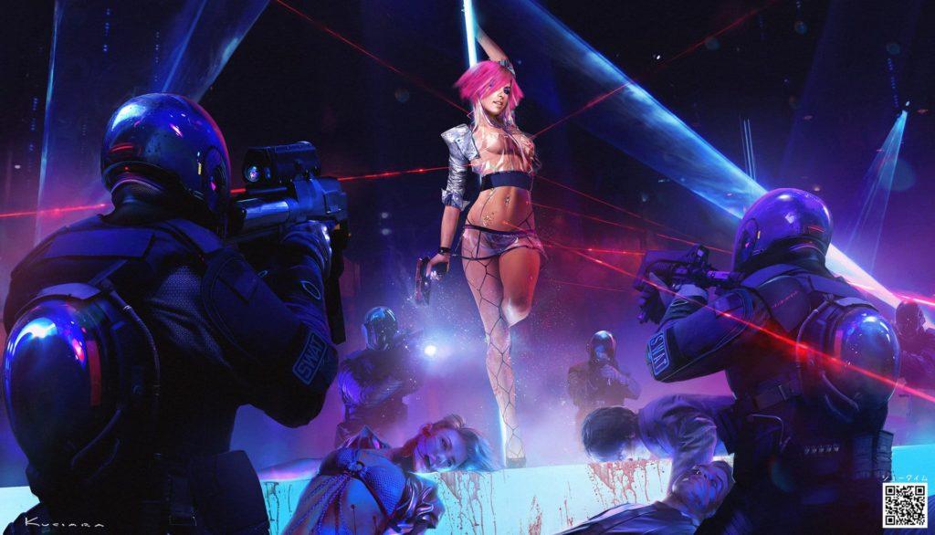 Cyberpunk 2077 auf der E3 2018?