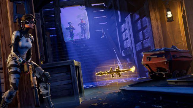 Fortnite Battle Royale - Dataminer entdeckt Waffen-Automat