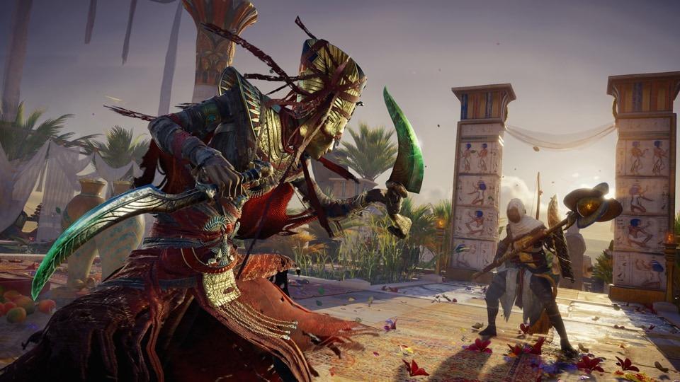 Assassin's Creed Origins - Ubisoft verschiebt den zweiten DLC