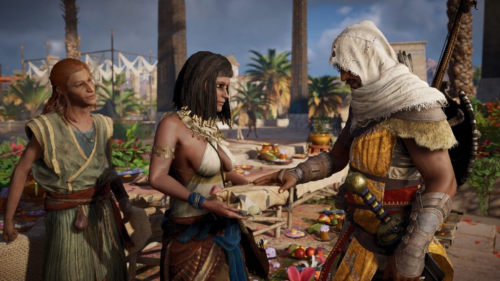 Assassin's Creed Origins - Neuestes Update behebt viele Fehler