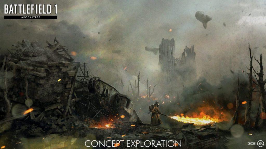 Battlefield 1 - Finaler DLC und neues Update stehen bereit