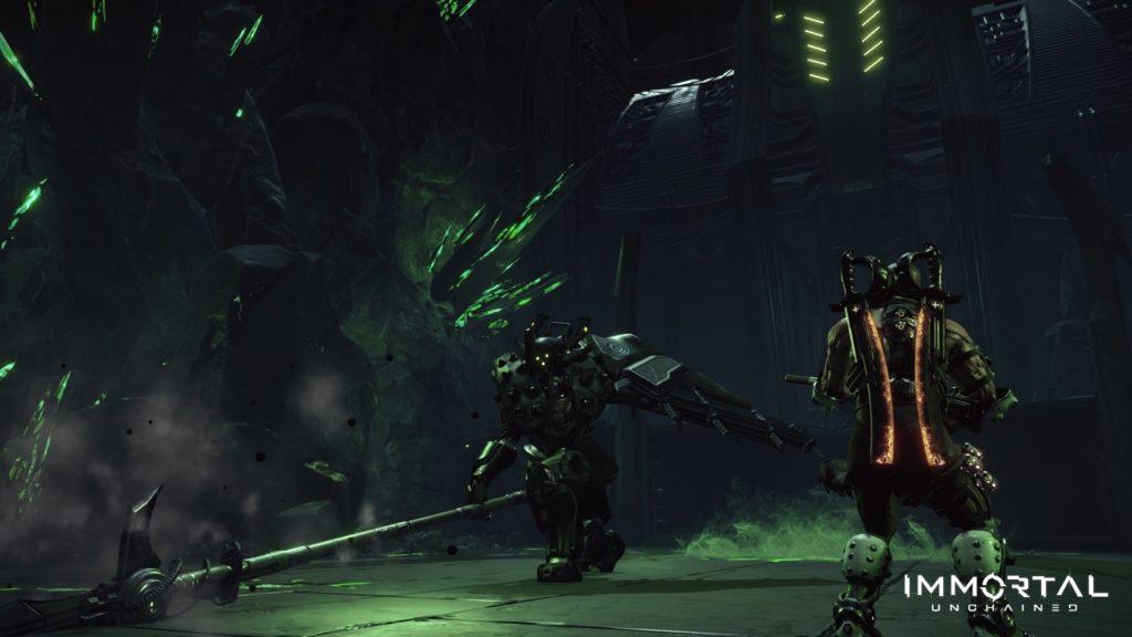 Immortal Unchained - Erster Gameplay-Trailer veröffentlicht