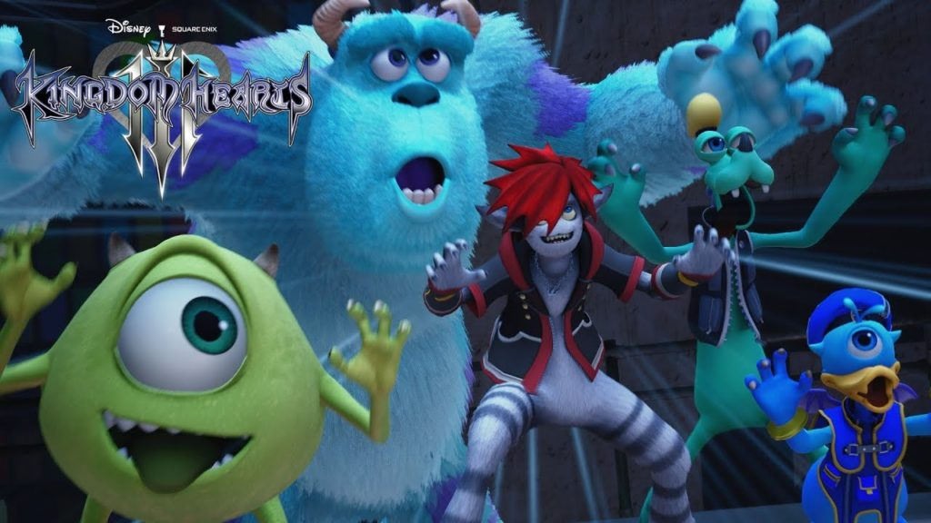 Kingdom Hearts 3 - So viel Speicher benötigt die PS4 Version