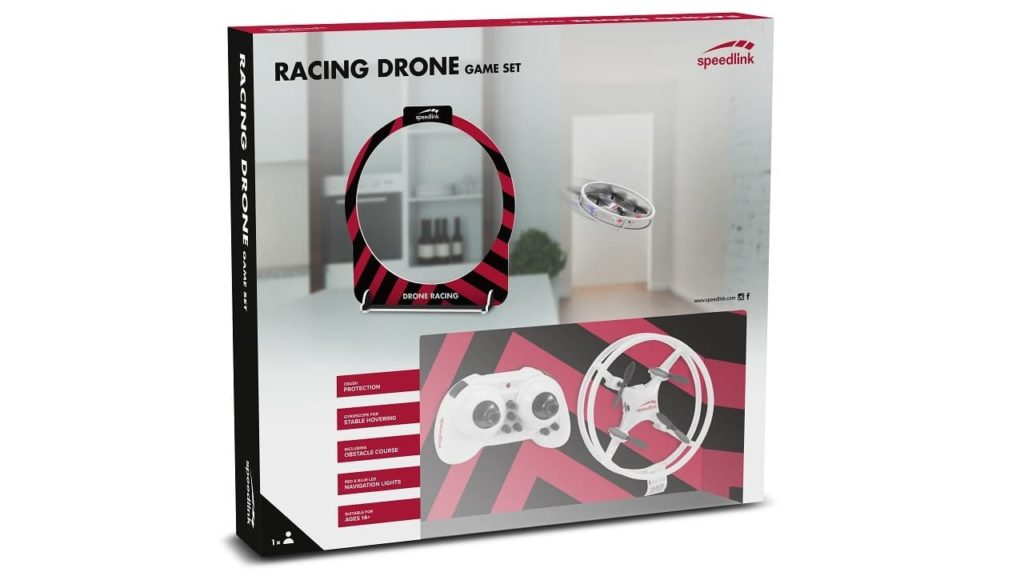 Racing Drone Game Set