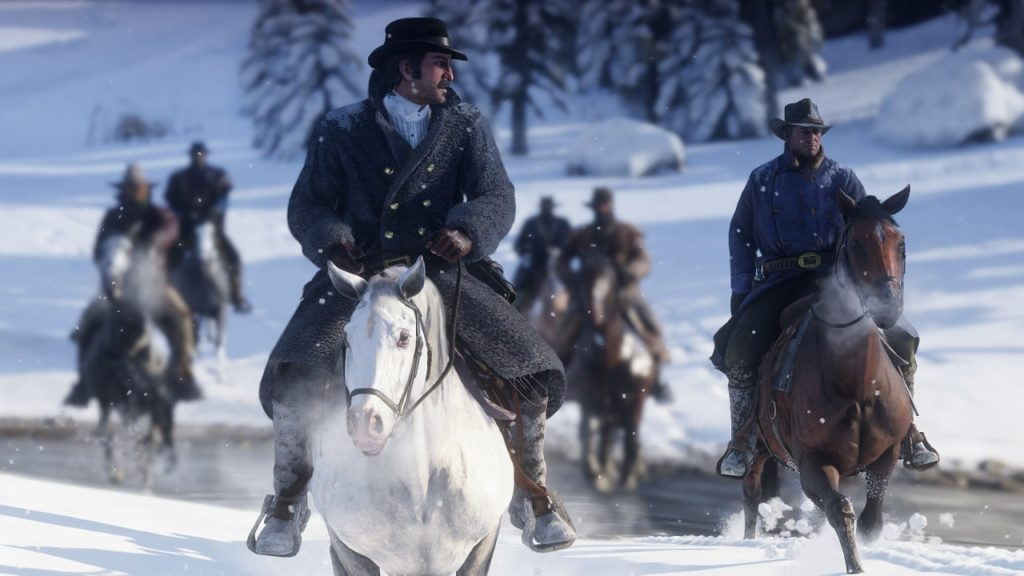 Red Dead Online - Code deutet auf Video-Editor-Tool hin