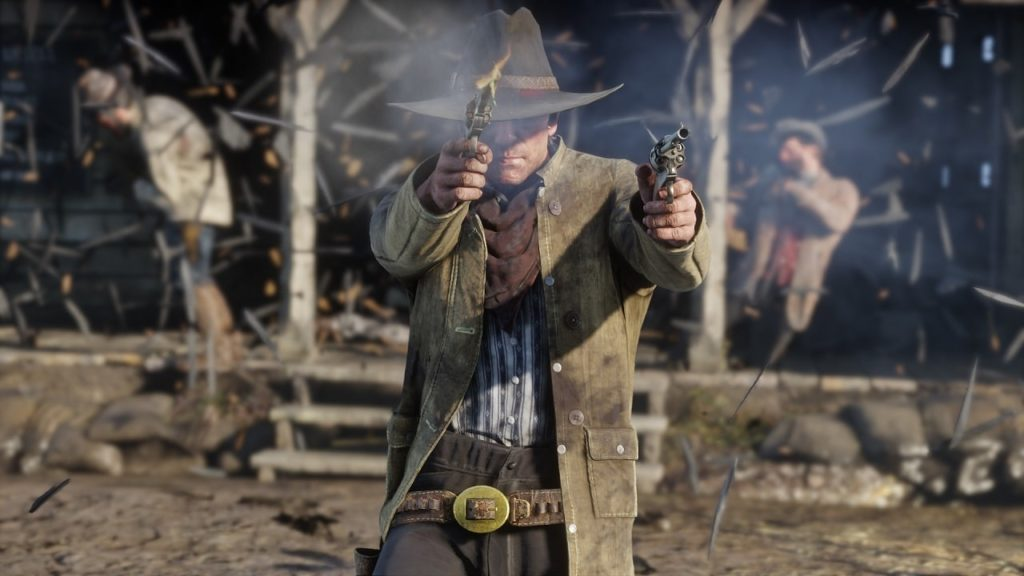 Red Dead Redemption 2 - Pre-Load startet heute