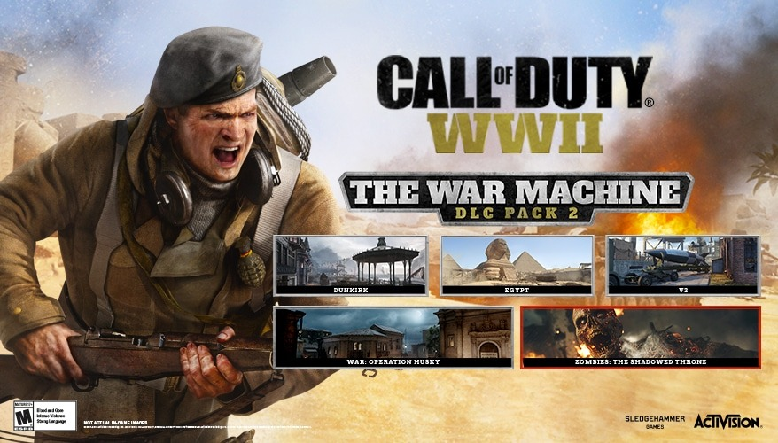 Call of Duty WWII - Das erwartet euch in Operation Husky