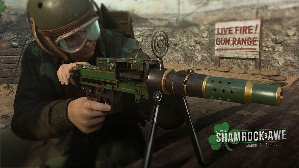 Call of Duty WWII - Entwickler enthüllen Inhalte von Operation: Shamrock & Awe