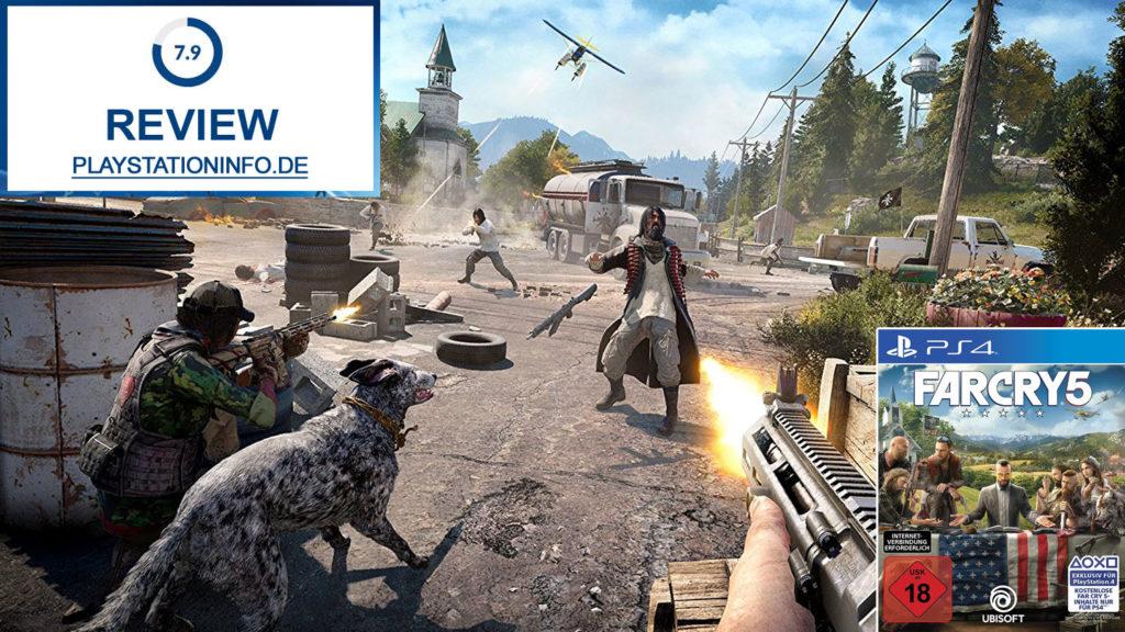 Far Cry 5 Schreine Zerstören Karte.Far Cry 5 Gesegnet Sei Hope County Review
