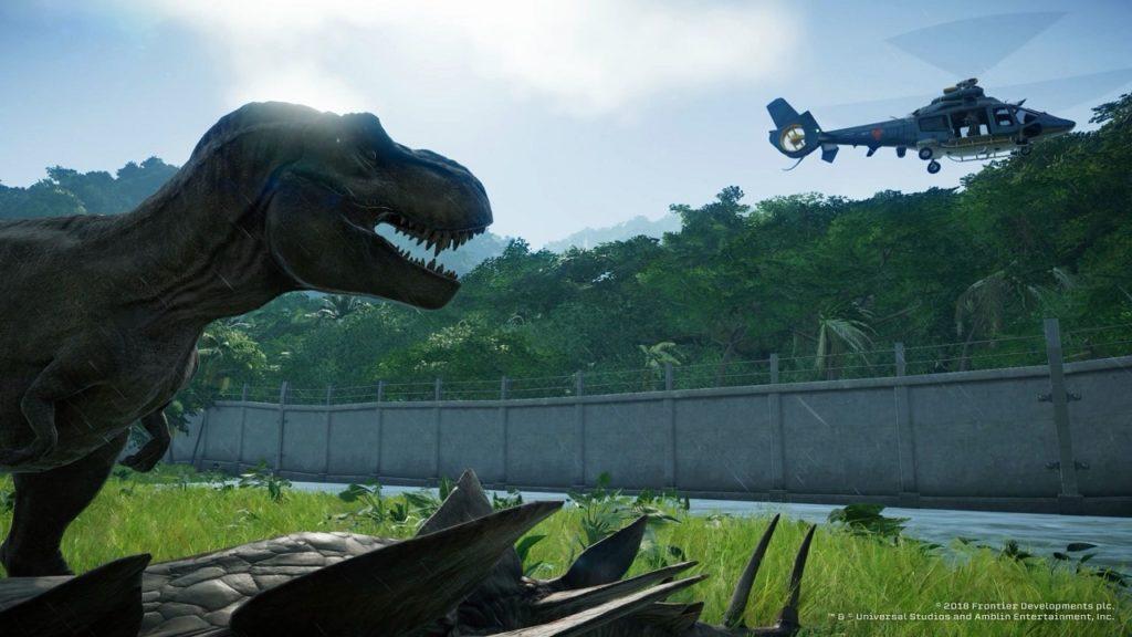 Jurassic World Evolution - Entwickler veröffentlichen umfangreiches Gameplay