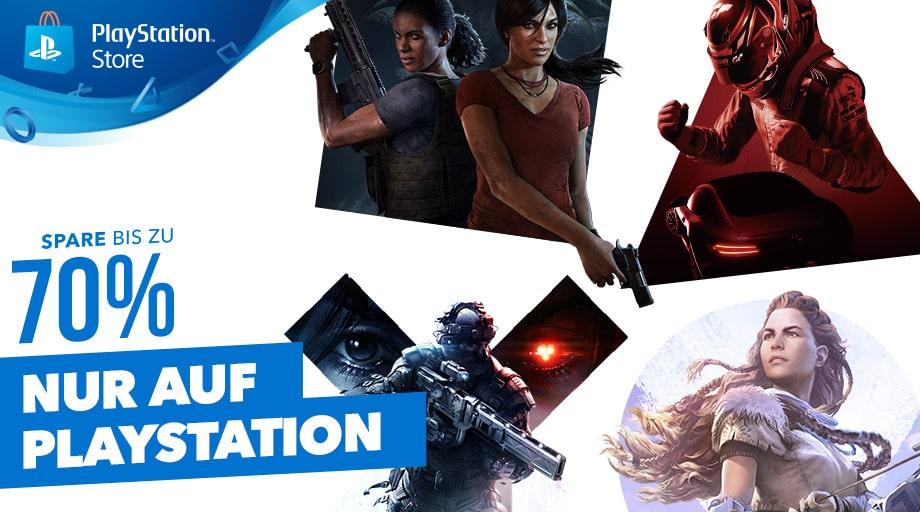 PlayStation Store - Massenhaft neue Angebote für PS4, PS3 und PS Vita