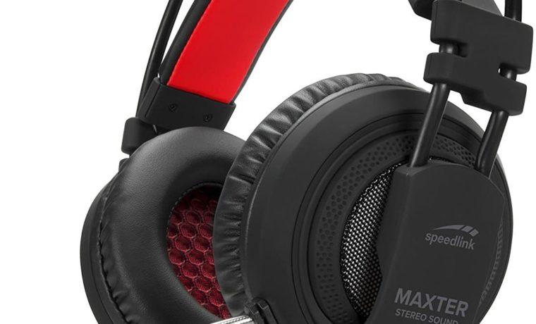 Speedlink Maxter Stereo Headset