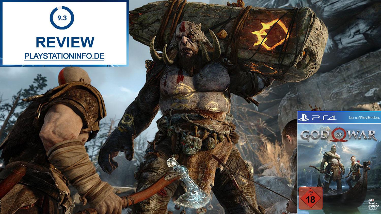 God of War – Von Asen und Riesen (Review)