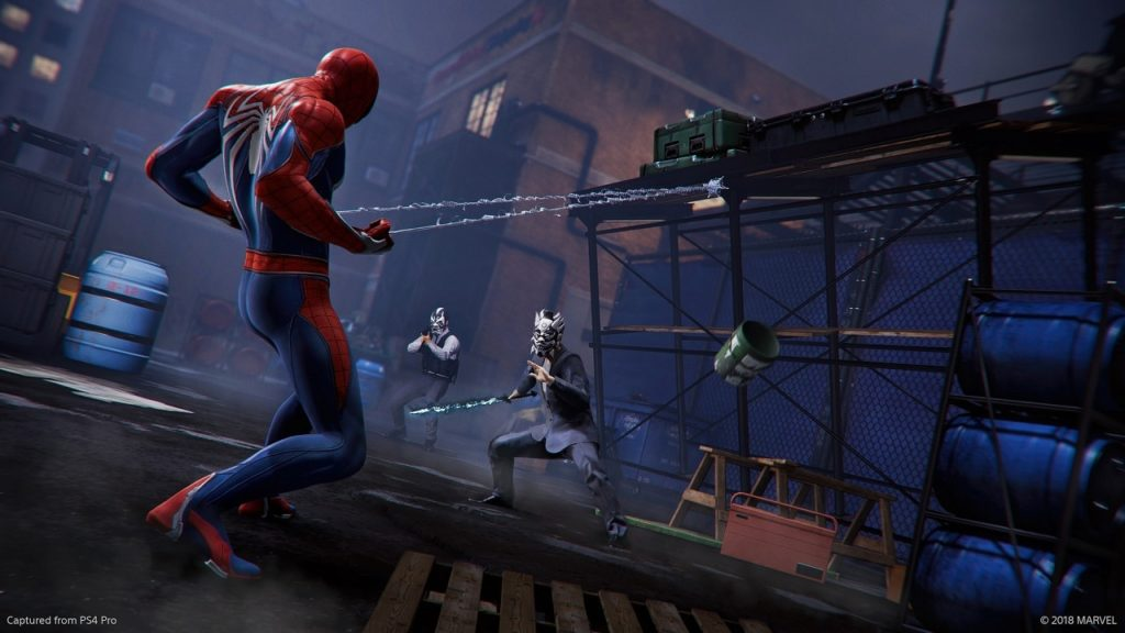 Spider-Man - Soll die PS4 Pro komplett ausreizen