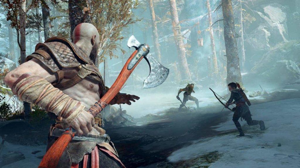 God of War - Entwickler schenken uns besonderes PS4-Design