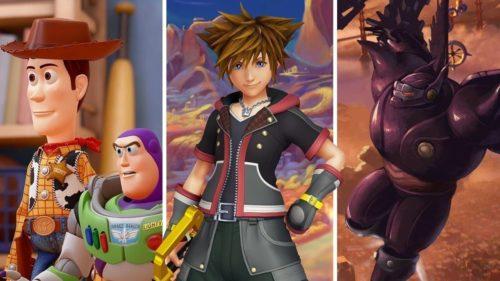 Kingdom Hearts 3 - Ein epischer Abschluss (Review)