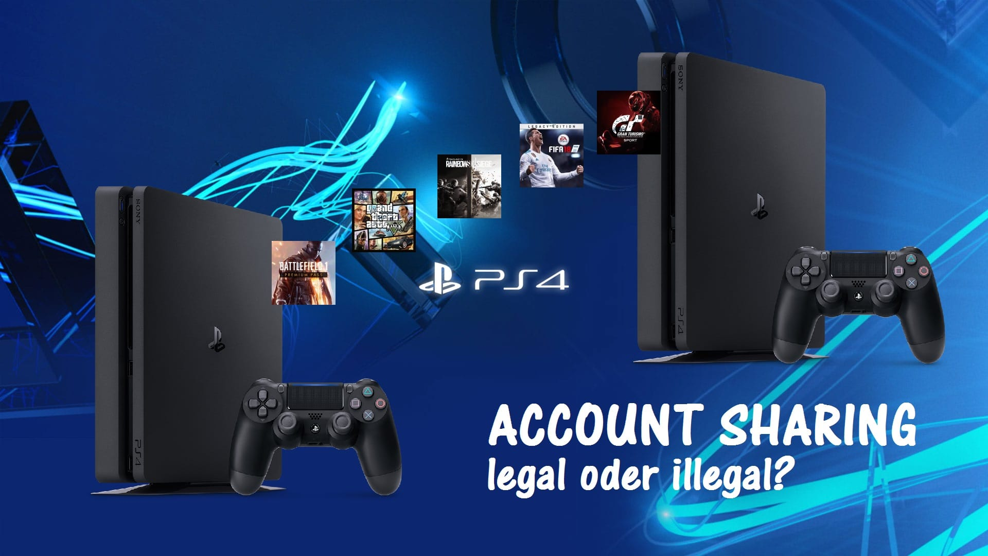 ps4 spiele illegal