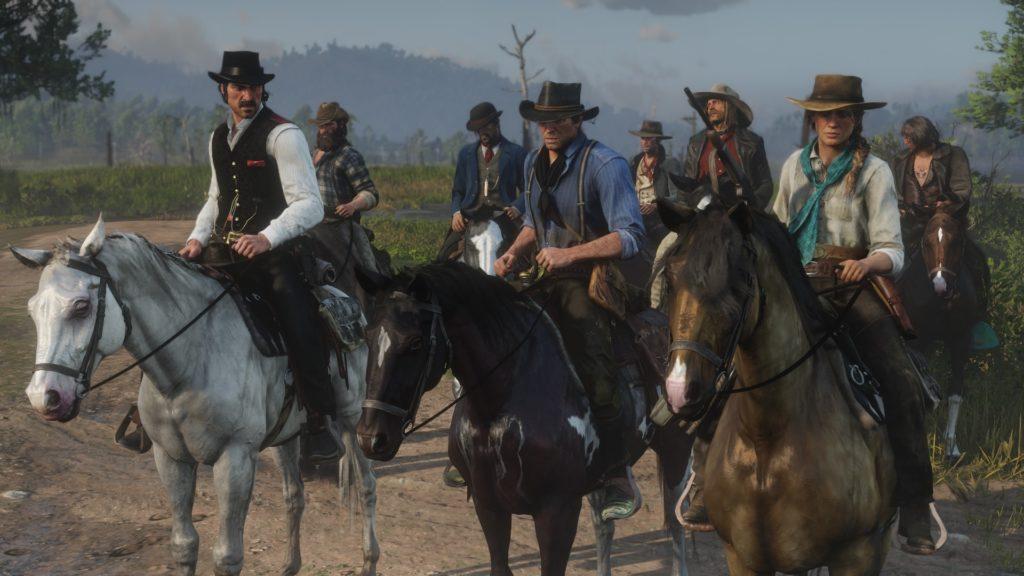 Red Dead Redemption 2 - Hinweise über die Länge der Story
