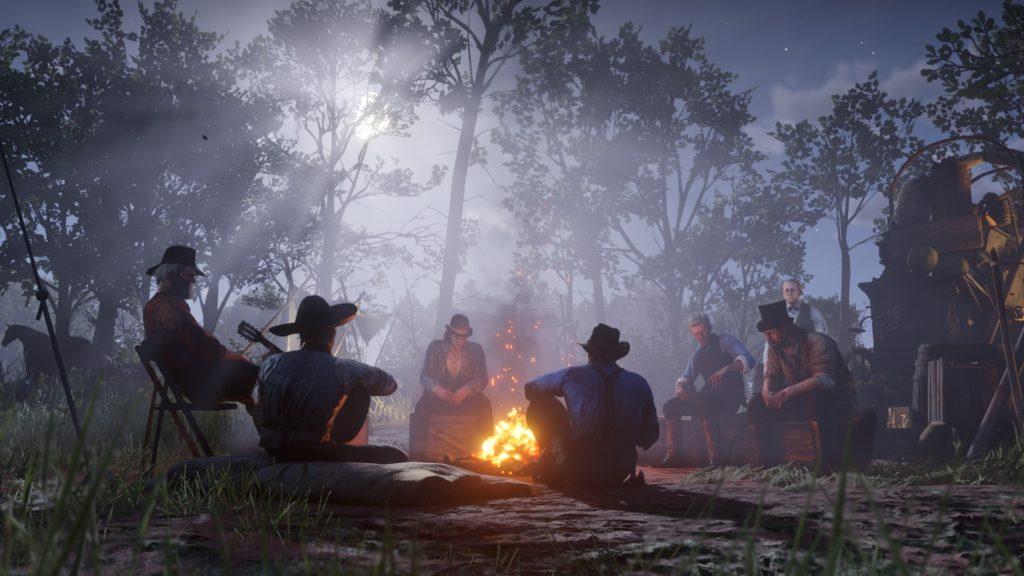Red Dead Redemption 2 - Ohne Charakterwechsel und prozedural generierte Missionen