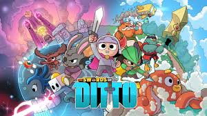 The Swords of Ditto – Immer wieder 4 Tage (Review)