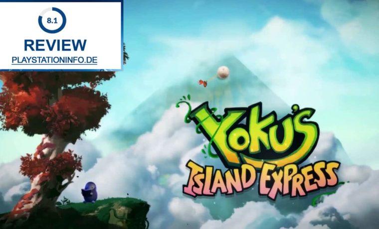 Yoku´s Island Express