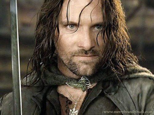 Der Herr Der Ringe Aragorn