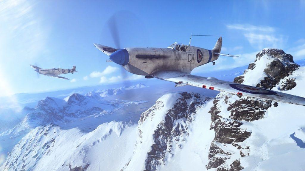 Battlefield 5 - Erstes Multiplayer Gameplay ist online
