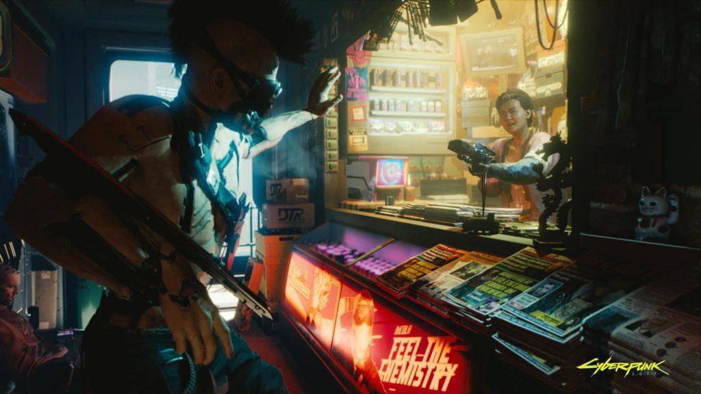 Die hohe spielerische Freiheit in Cyberpunk 2077 soll eine wesentliche Eigenschaft des Titels sein, wie Entwickler CD Projekt Red erklärt.
