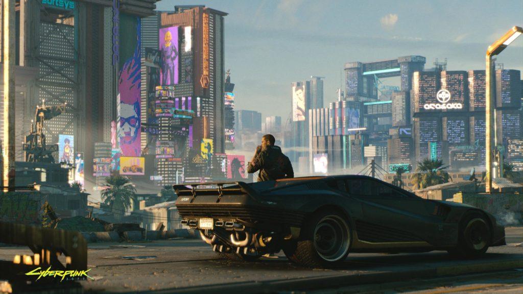 Cyberpunk 2077 - Soll die PlayStation 4 Pro technisch ausreizen