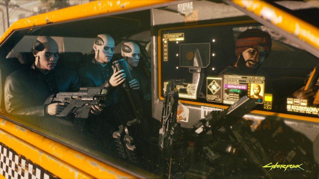 Cyberpunk 2077 - Hacking spielt eine zentrale Rolle