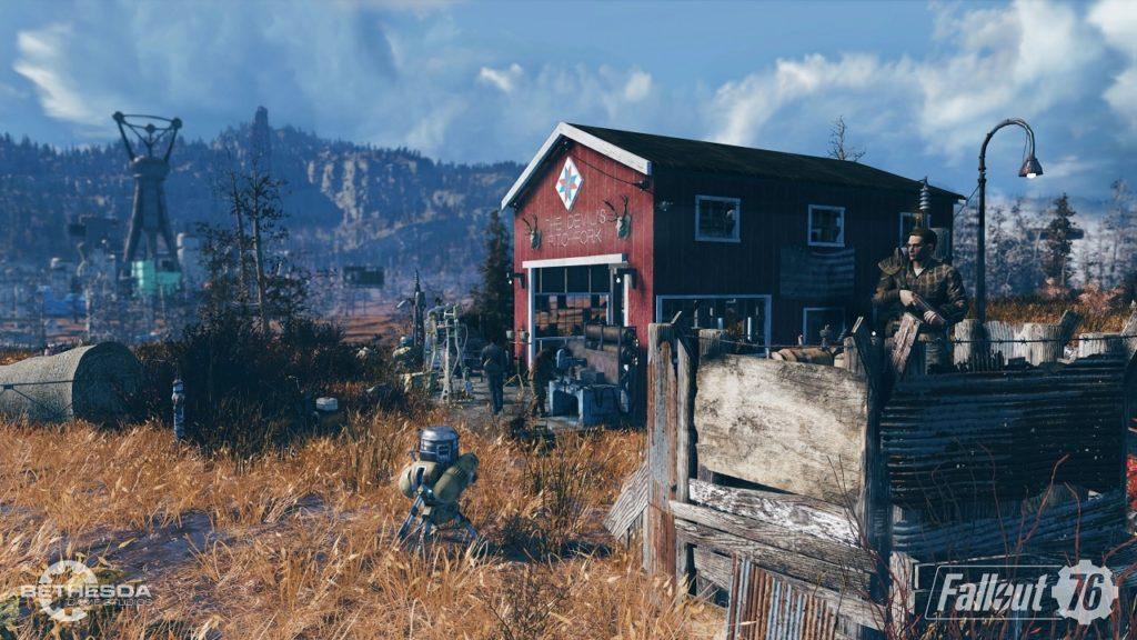 Fallout 76 - Geplante Reparaturkits sorgen für Pay-2-Win-Vorwürfe