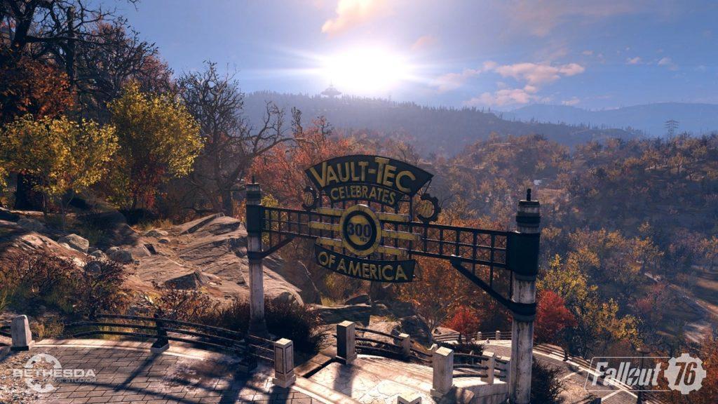 Fallout 76 - Bethesda's neuester Titel erleidet Bruchlandung
