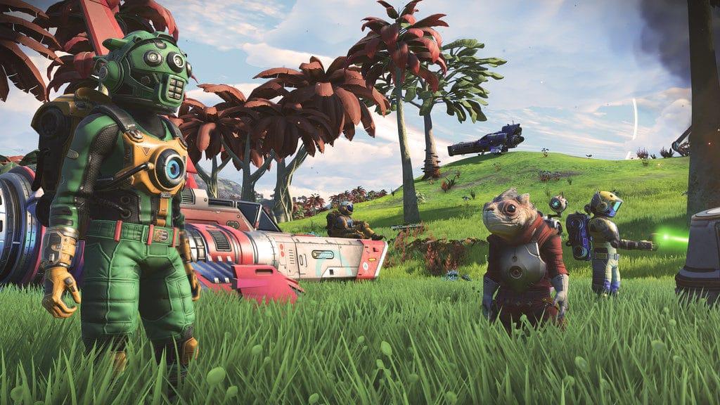 No Man's Sky - Multiplayer Update zeigt sich im Trailer