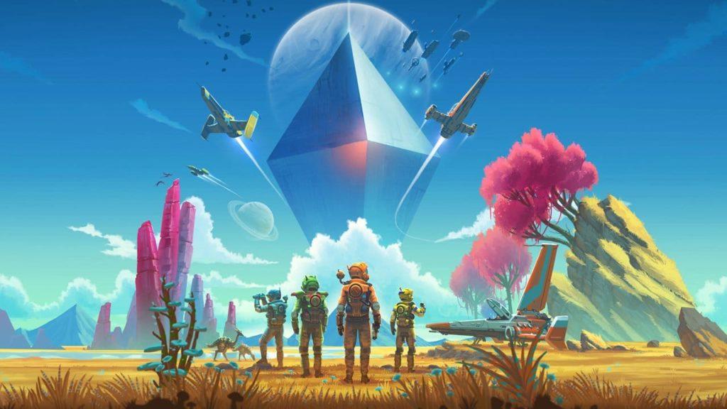 No Man's Sky - Hello Games kündigt neue Erweiterung an