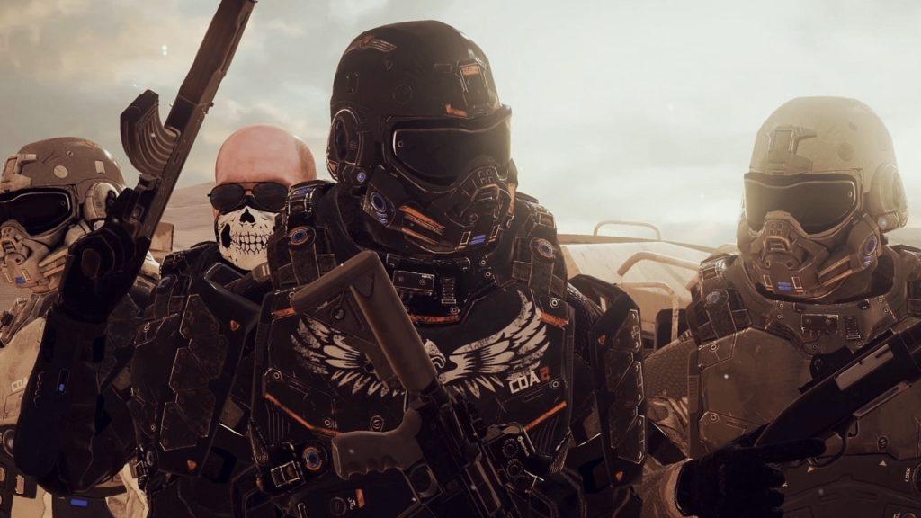 Warzone VR - Neuer Multiplayer-Shooter für PSVR angekündigt