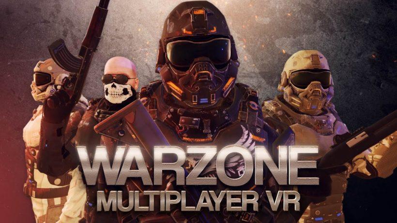 Warzone Vr Neuer Multiplayer Shooter Fur Psvr Angekundigt