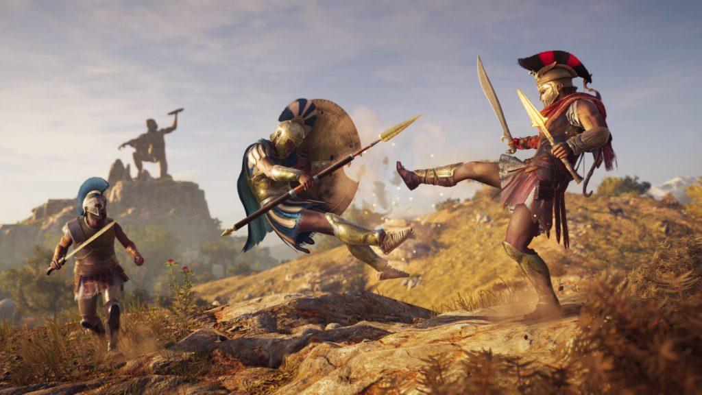Assassin's Creed Odyssey - Tipps für ein schnelles Leveln