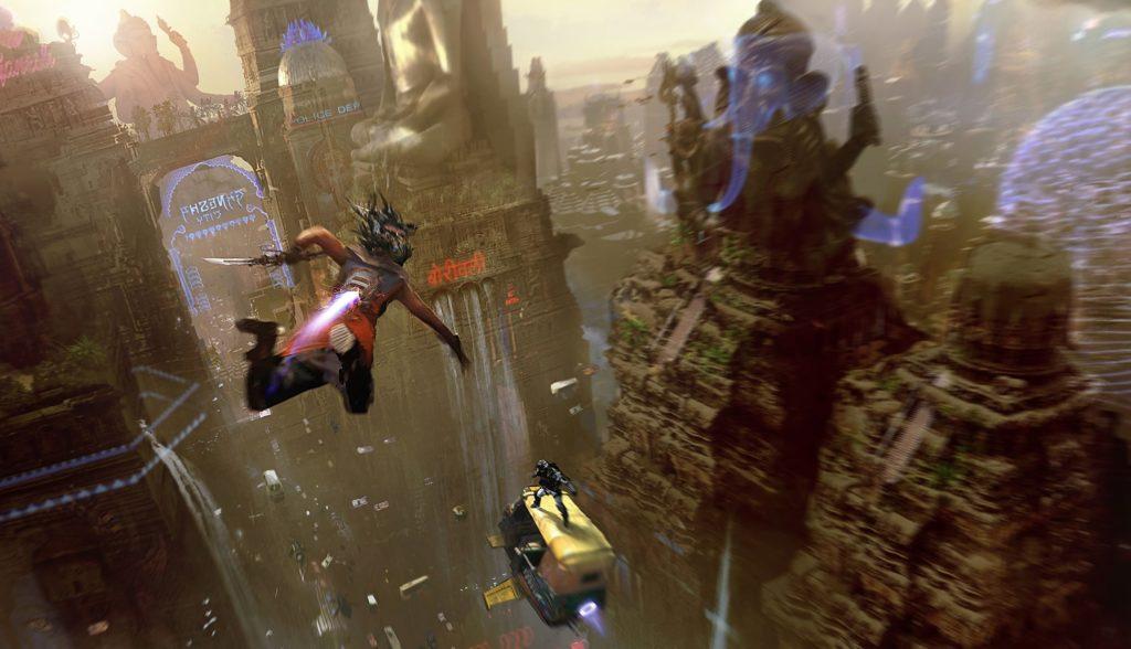 Beyond Good & Evil 2 - Ubisoft präsentiert neue Gameplay-Szenen