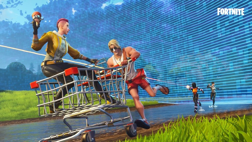 Epic Games - Gewinn in Milliardenhöhe dank Fortnite?