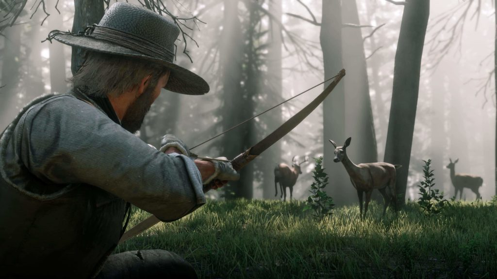 Red Dead Redemption 2 - Der Launch Trailer ist da!