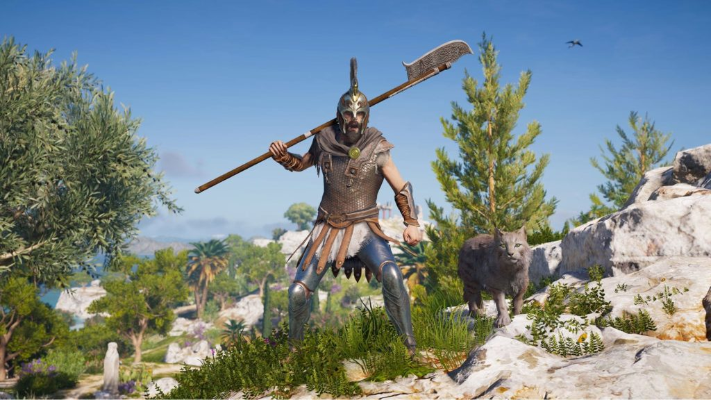 Assassin's Creed Odyssey - Willkommen in Griechenland (Review)
